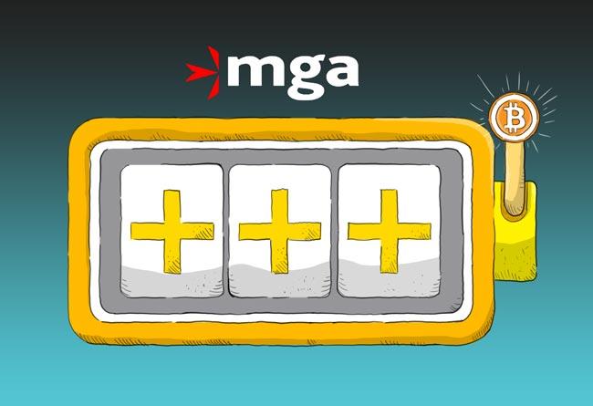 MGA looking to take positive view on Bitcoin