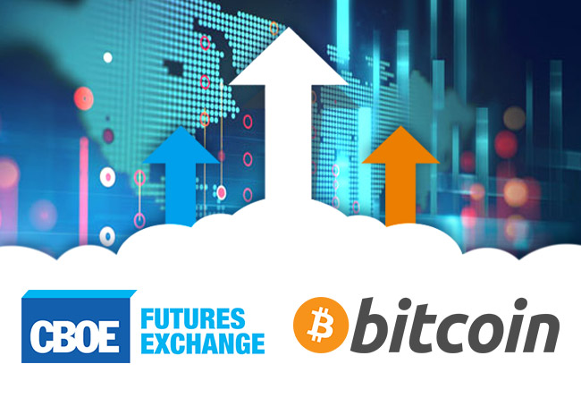 Bitcoin and CBOE, the first U.S. Bitcoin futures trading
