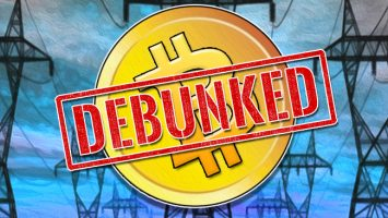 Debunking the great Bitcoin energy consumption myth