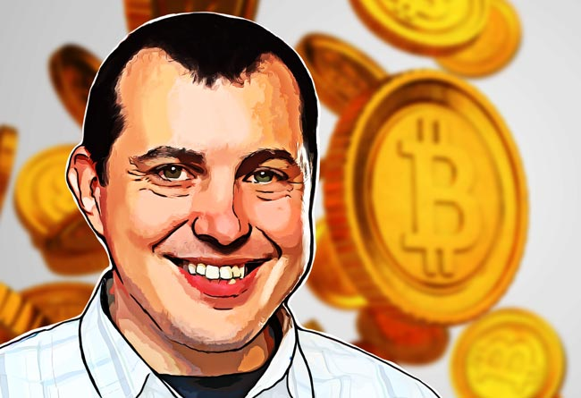 Donations flood in for Andreas Antonopoulos, one of Bitcoin's leading advocates
