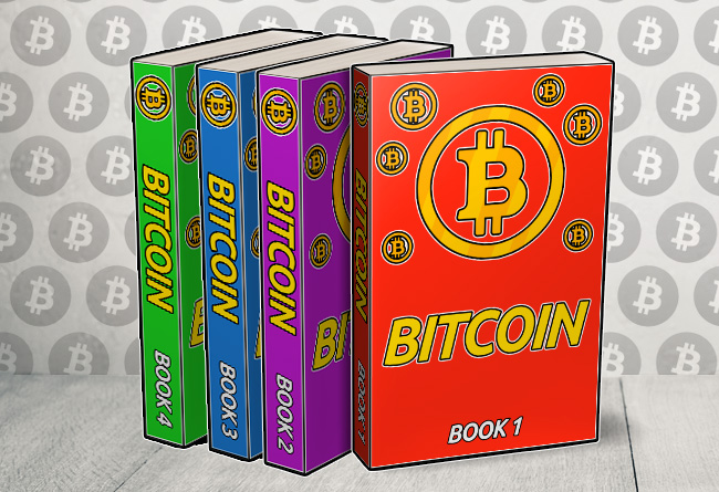 Essential Bitcoin reading – 4 books to stand by