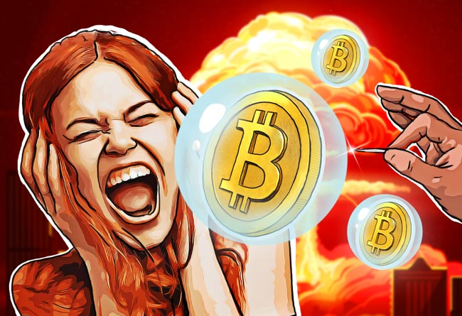 Why Bitcoin bubble fears are overblown