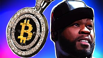 50 Cent Becomes Unlikely Bitcoin Success Story