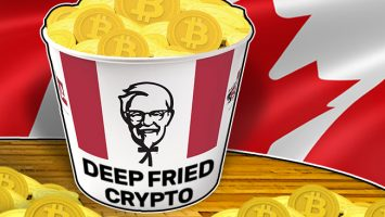 Deep Fried Crypto - KFC Canada Unveils the Bitcoin Bucket