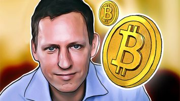 Early Facebook Investor Peter Thiel Backs Bitcoin In A Big Way