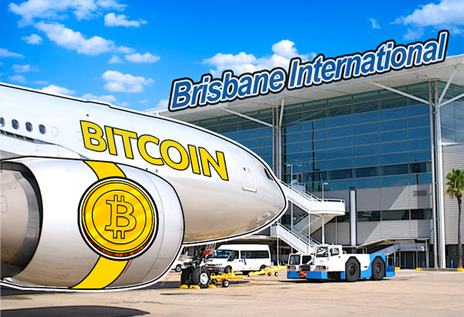 Brisbane Breaks New Ground with World's First Cryptocurrency Airport