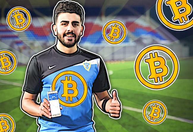 Turkish football club complete player transfer using Bitcoin