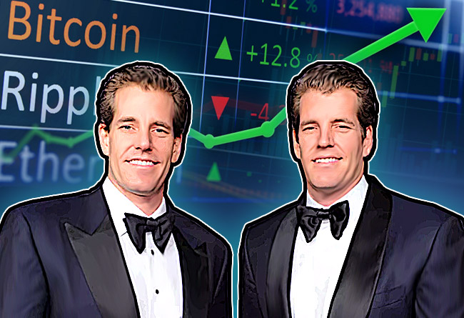 Winklevoss Twins make bold $5 trillion Bitcoin market cap prediction