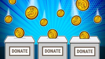 $56 million donation spree shows Bitcoin's charitable side