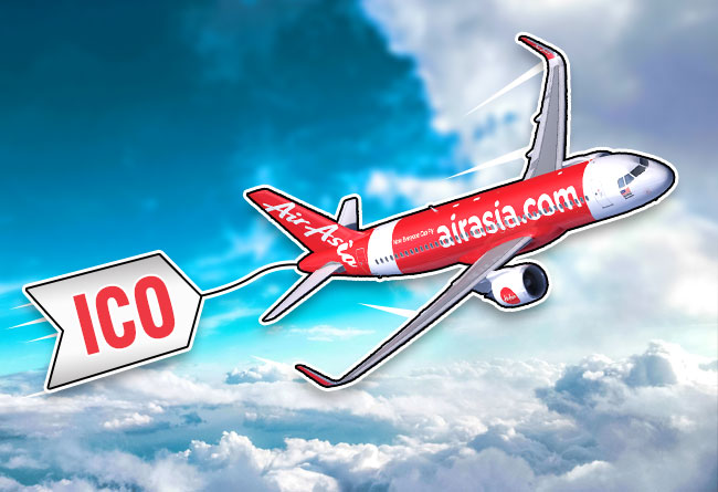 AirAsia to launch ICO in attempt to reduce business model costs