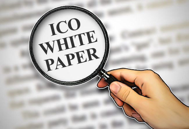 Here's What You Should Look For In An ICO Whitepaper