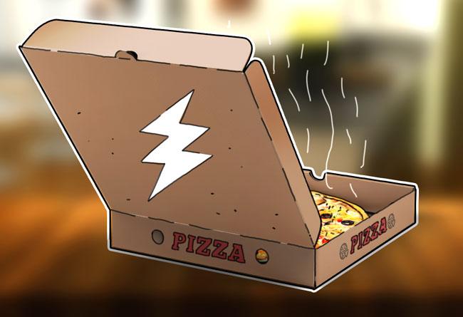 Laszlo Hanyecz Strikes Again, Buys Pizza Via The Lightning Network
