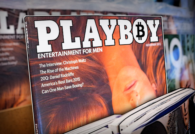 Playboy set to launch its very own cryptocurrency wallet service