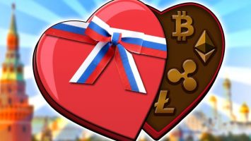 Russians Spread The Love With The Gift Of Bitcoin