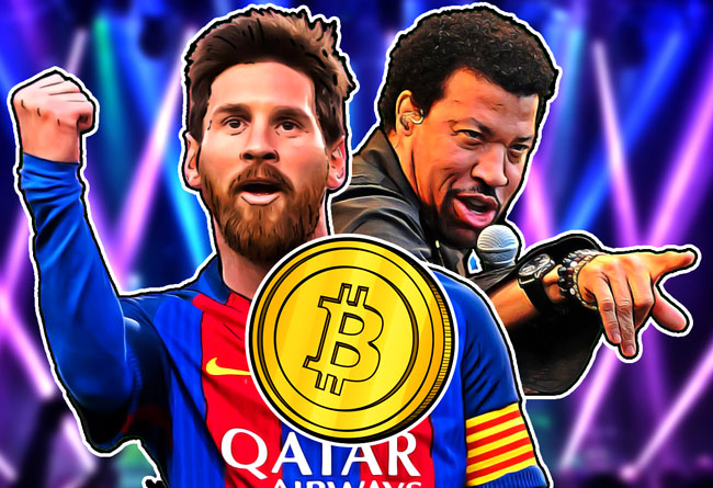 The Rise of Crypto Advertising - From Sports Stars To The Silver Screen