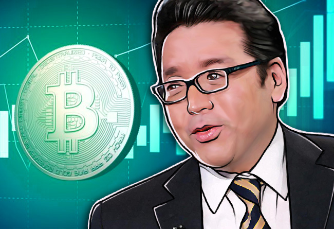 Tom Lee Continues To Be Bullish On Bitcoin In 2018