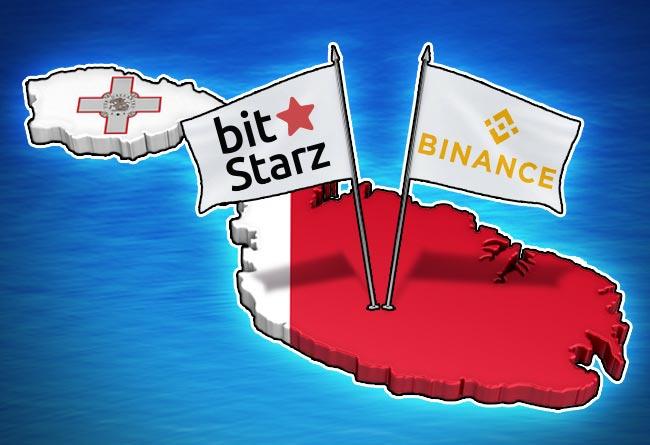 Welcome-Binance-Leading-exchange-joins-BitStarz-on-the-Isle-of-Malta