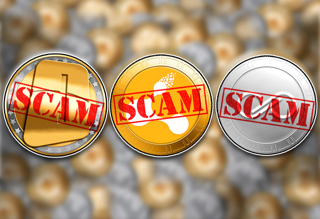 Image result for cryptocurrency scams