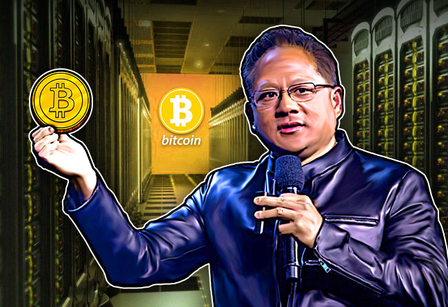 Nvidia-CEO-Jensen-Huang-believes-that-cryptocurrency-is-here-to-stay