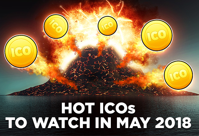 Hot-ICOs-To-Watch-In-May-2018-