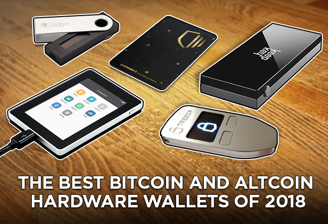 The-Best-Bitcoin-and-Altcoin-Hardware-Wallets-of-2018