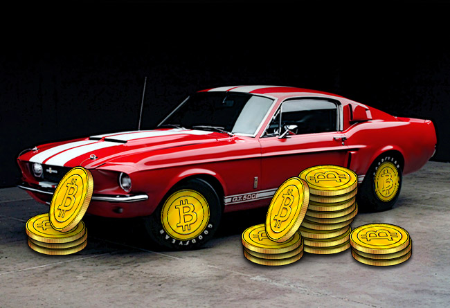 1967-Shelby-GT500-Mustang-with-Bitcoins