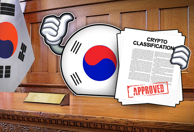 South-Korean-Government-to-Announce-Crypto-Classifications