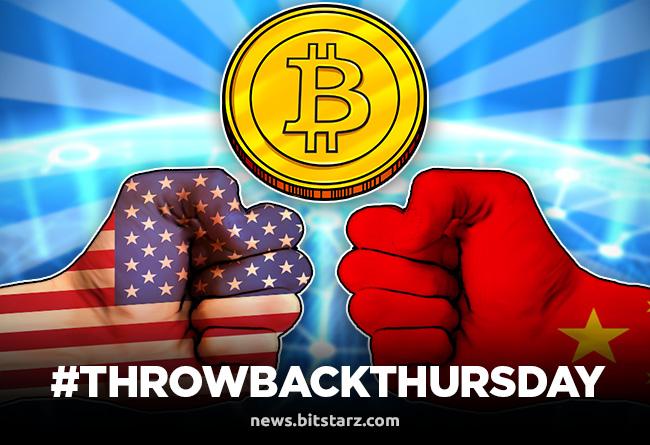 bitcoin trade war