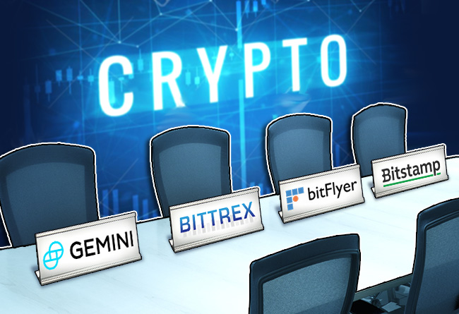 Four-Crypto-Exchanges-Join-Forces-to-Create-Self-Regulatory-Group