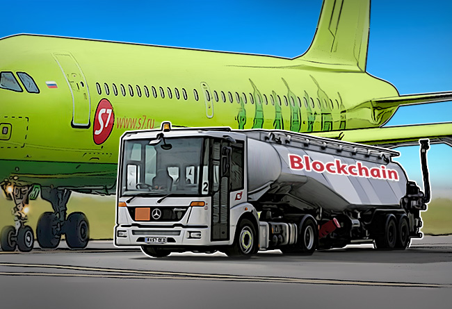 S7-Airlines-Set-to-Use-Blockchain-to-Refuel-Aircraf