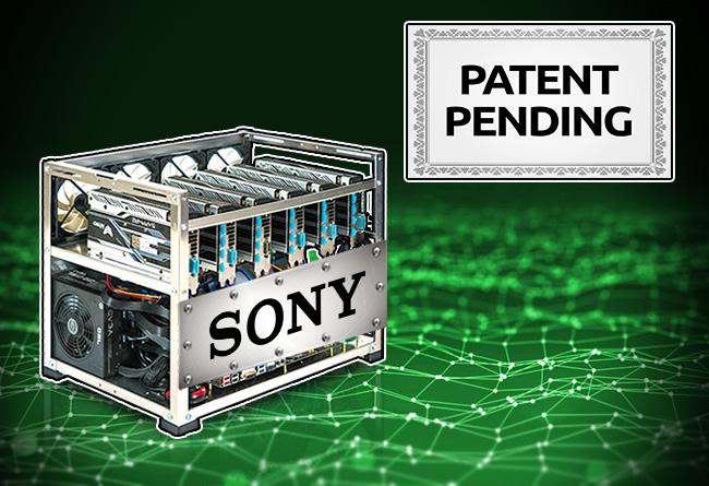 Sony-Applying-for-Crypto-Mining-Equipment-Patent