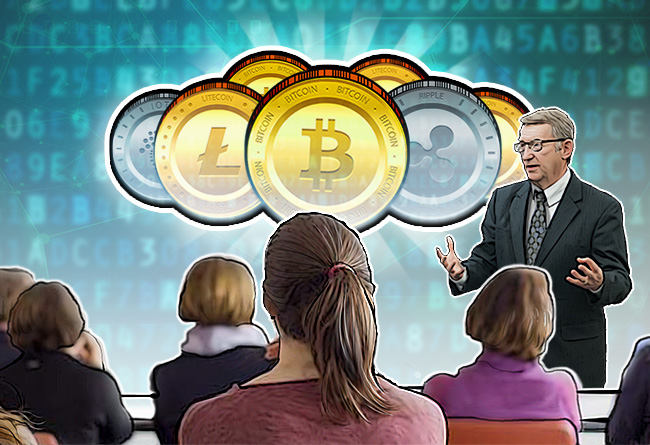 cryptocurrency and blockchain courses at top universities