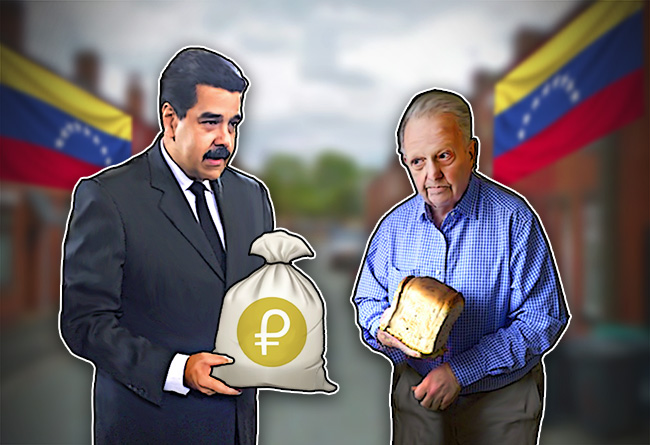 Venezuela-Announces-Plan-to-Introduce-Petro-as-National-Currency