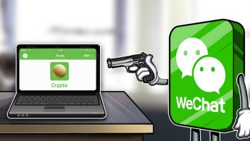 WeChat-closes-Crypto-Related-Accounts-in-Fresh-Crackdown
