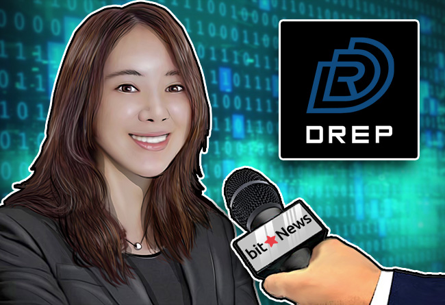 BitStarz-News-Exclusive-Interview-with-DREP-CMO-Belinda-Zhou