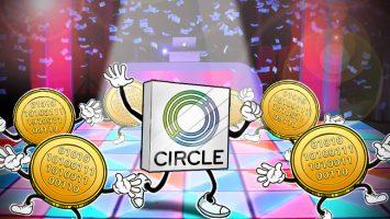 Circle-Lists-Four-New-Cryptos
