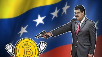 Venezuela-Initiates-Bitcoin-Clampdown