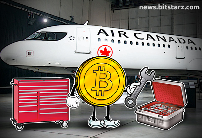 Air-Canada-Using-Blockchain-to-Help-Cut-Costs