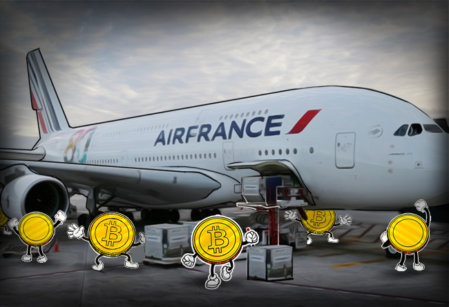Air-France-KLM-Explore-Blockchain-to-Save-Costs