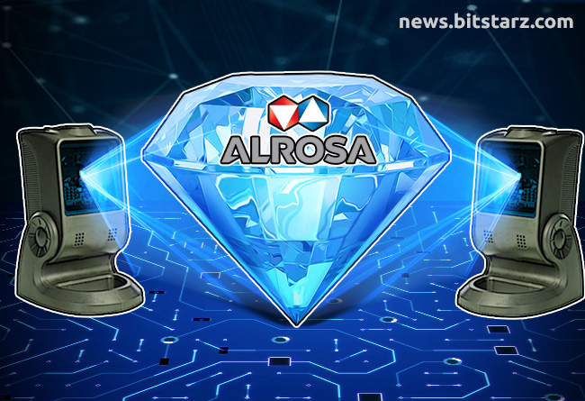 Alrosa-Joins-De-Beers-by-Putting-its-Diamonds-on-a-Blockchain