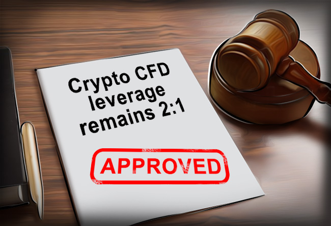 EU-Renews-Limits-on-Crypto-CFD-Leverage-Trading-at-2-1