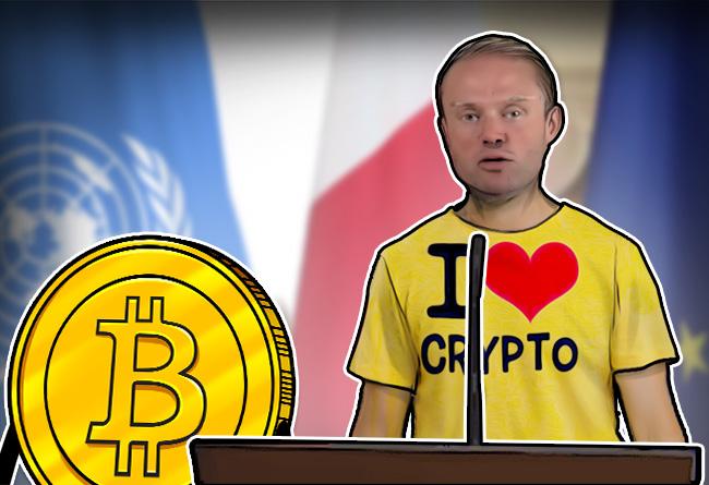 Malta-Prime-Minister-Praises-Blockchain-in-UN-Speech