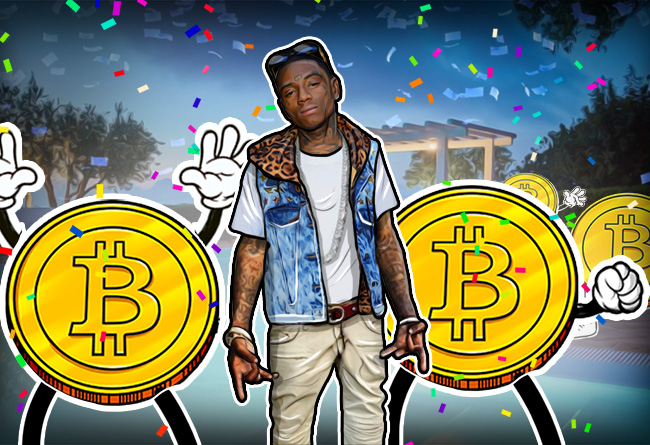 Soulja-Boy-Launches-New-Song-Titled--Bitcoin
