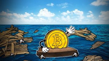 Crypto-Island-Sinks-Due-to-Bearish-Markets-and-Political-Tension