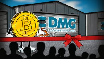 DMG-Blockchain-Powers-Up-Its-85-Megawatt-Mining-Farm