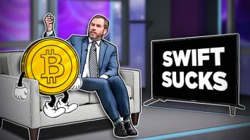 Ripple-CEO-Trash-Talks-SWIFT-After-it-Denies-Ripple-Rumors