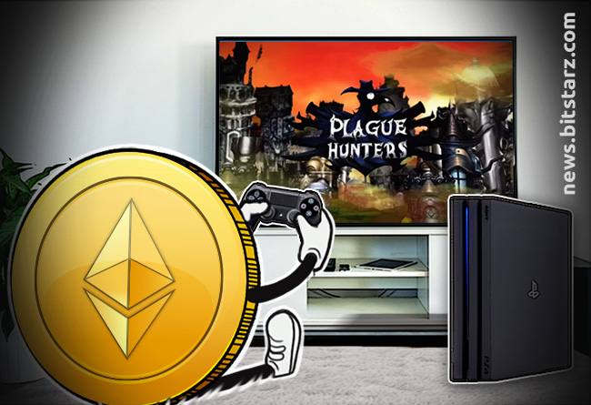 The-Playstation-4-Gets-Its-First-Blockchain-Game