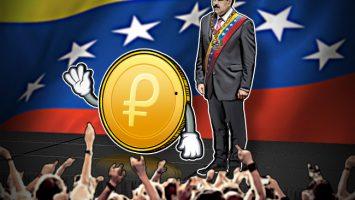 Venezuela-Starts-Public-Trading-of-the-Petro