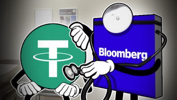 "Bloomberg--Tether-Bank-Statements-Show-""Large-Cash-Stockpile"""