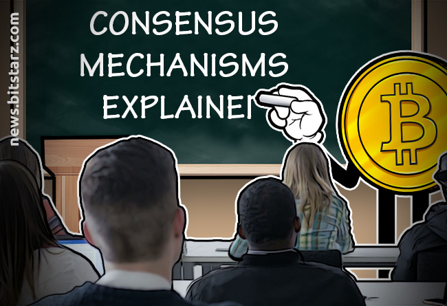 Cryptocurrency-Consensus-Mechanisms-Explained